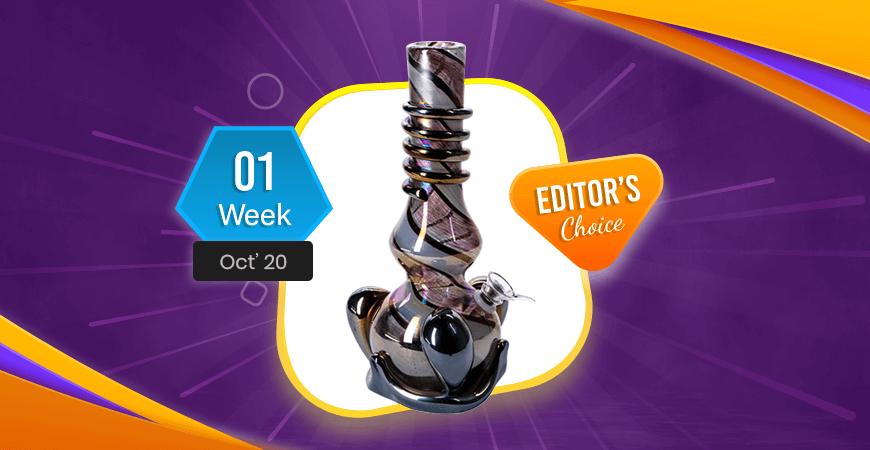 Editors Pick - October Week 1