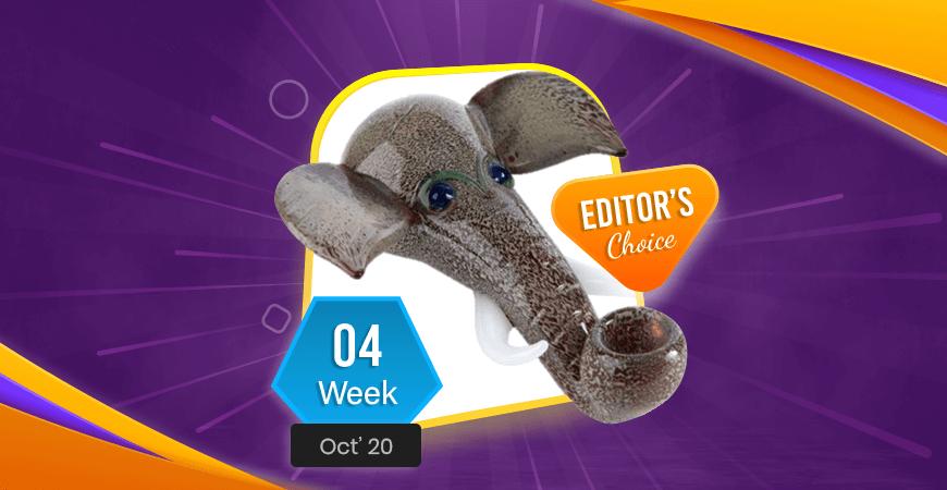 Editors Pick - October Week 4