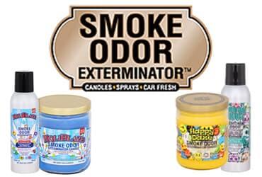 TOB smoke odor
